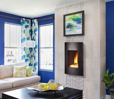 Kozy Heat Fireplaces - Modern - Living Room - Other Metro - Kozy Heat Fireplaces
