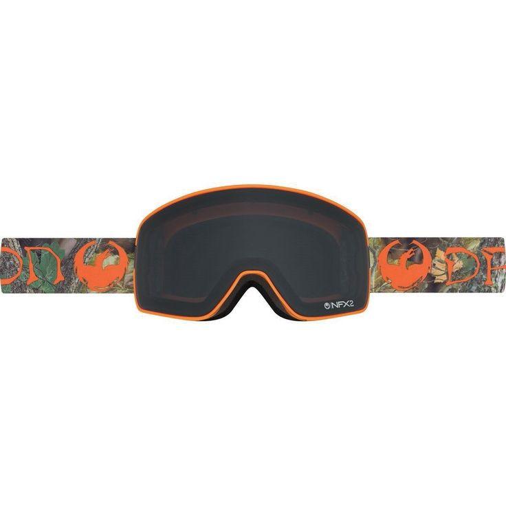 Other Snowboarding 159155: New Dragon Nfx2 Ski Snowboard Goggles Danny Davis - Dark Smoke Plus Bonus Lens -> BUY IT NOW ONLY: $97.47 on eBay!