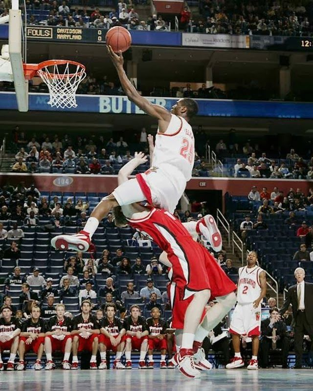 Funny Basketball Pictures