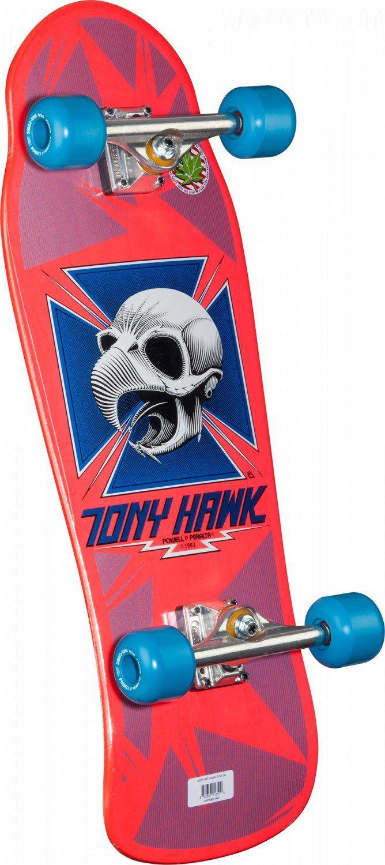 Powell Peralta Bones Brigade Tony Hawk Series 6 Skateboard Complete Pink-10.14 x 30.28