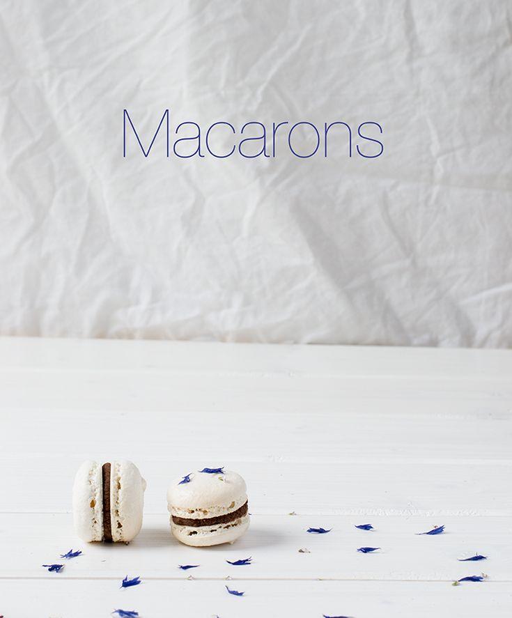 Macaron Rezept | Macarons © monsieurmuffin
