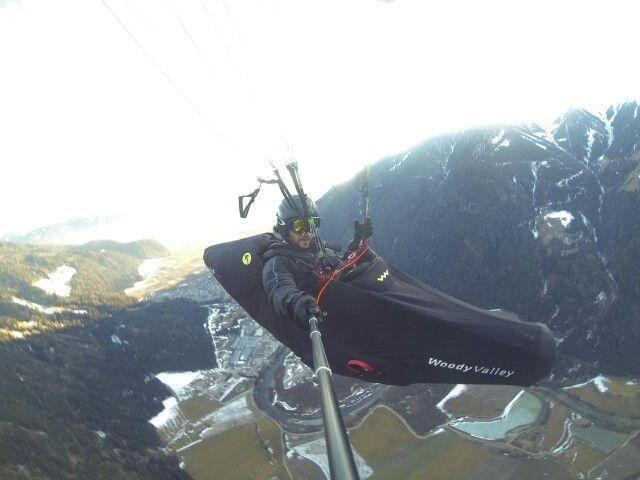 #WoddyValley#paragliding