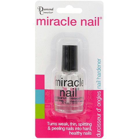 Diamond Cosmetics Miracle Nail Hardener