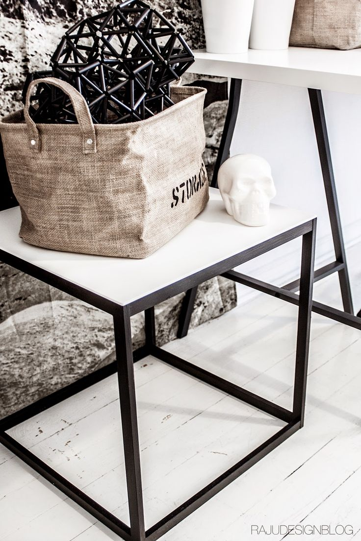 Ikea hack for PS side table