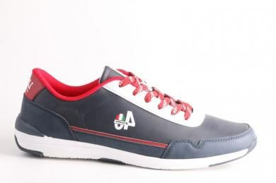 Lotto - Erkek-lacivert Bağcıklı Spor Ayakkabı