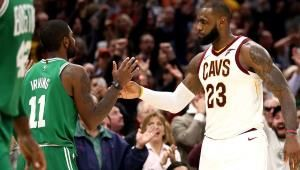 There is No Way the Cavs Traded Kyrie Irving Against LeBron's Wishes