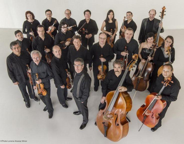 La Orquesta de Cámara de Bellas Artes llevó música y narraciones al Hospital de la Mujer