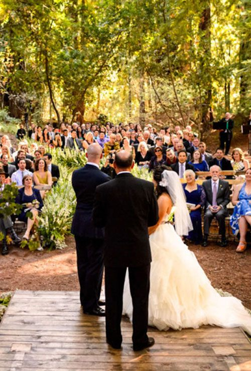 Santa Lucia Preserve in Carmel, California is an ultra-exclusive preserve in the redwoods | Brides.com