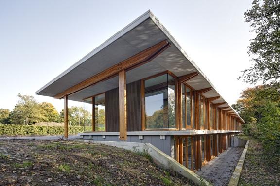 De Nieuwe Ooster  Design: Bierman Henket architecten i.s.m. Karres en Brands landschapsarchitecten  Commissioner: Gemeente Amsterdam, Stadsdeel Oost