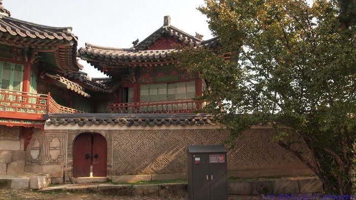 나의 문화유산 답사기 :: [창덕궁] 낙선재 부속 건물들과 승화루, 상량정