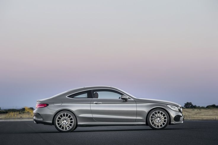 2016 Mercedes-Benz C-Class Coupe Officially Unveiled - Video, Photo Gallery