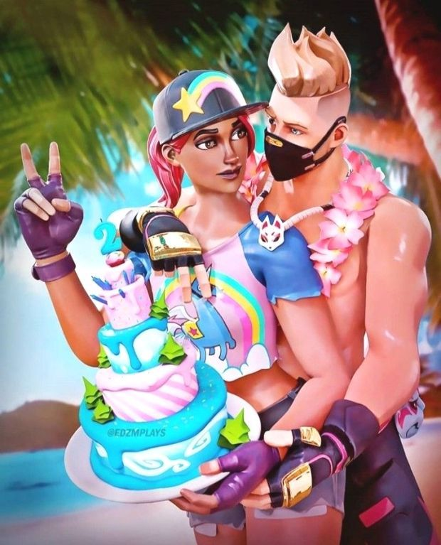Summer Birthday Summer Drift X Beach Bomber Edzmplays