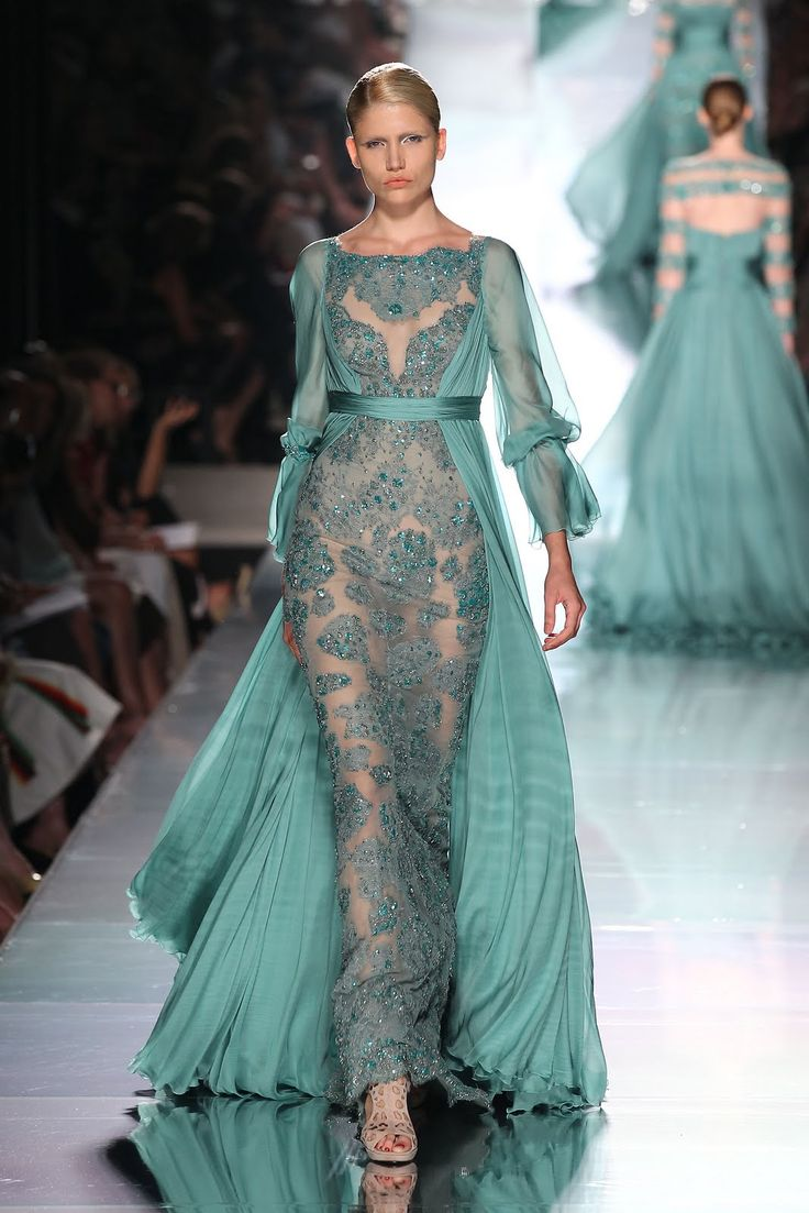 Jack Guisso Couture 2013