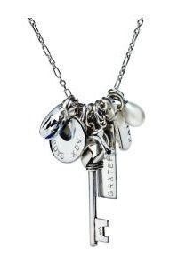 Tell your story necklace