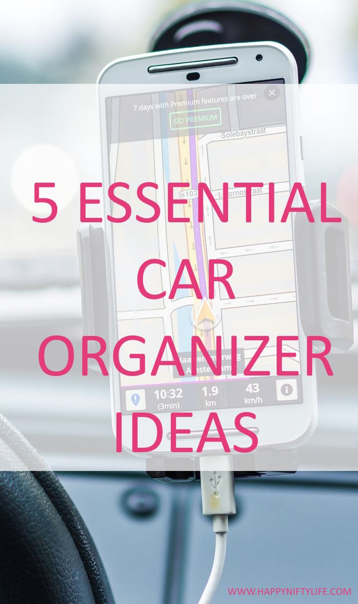 Road trips are fun, but go unprepared and you may forget why you wanted to take the road trip in the first place. Getting organized and having everything you need is especially important if you are taking your kids with you. These five tips focus on car organizer ideas that can be used for long …