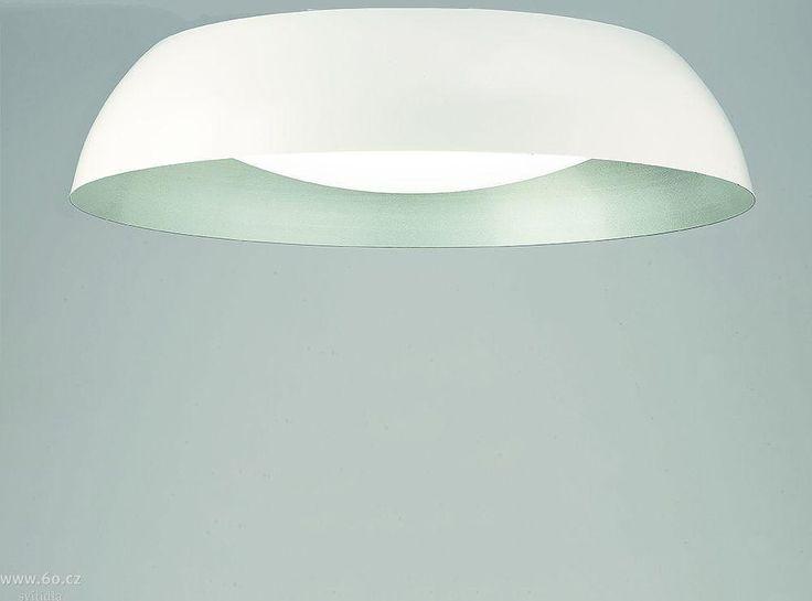 Mantra 4847 Argenta, moderní bílé stropní LED svítidlo, 18W LED, prům. 45cm  - 1