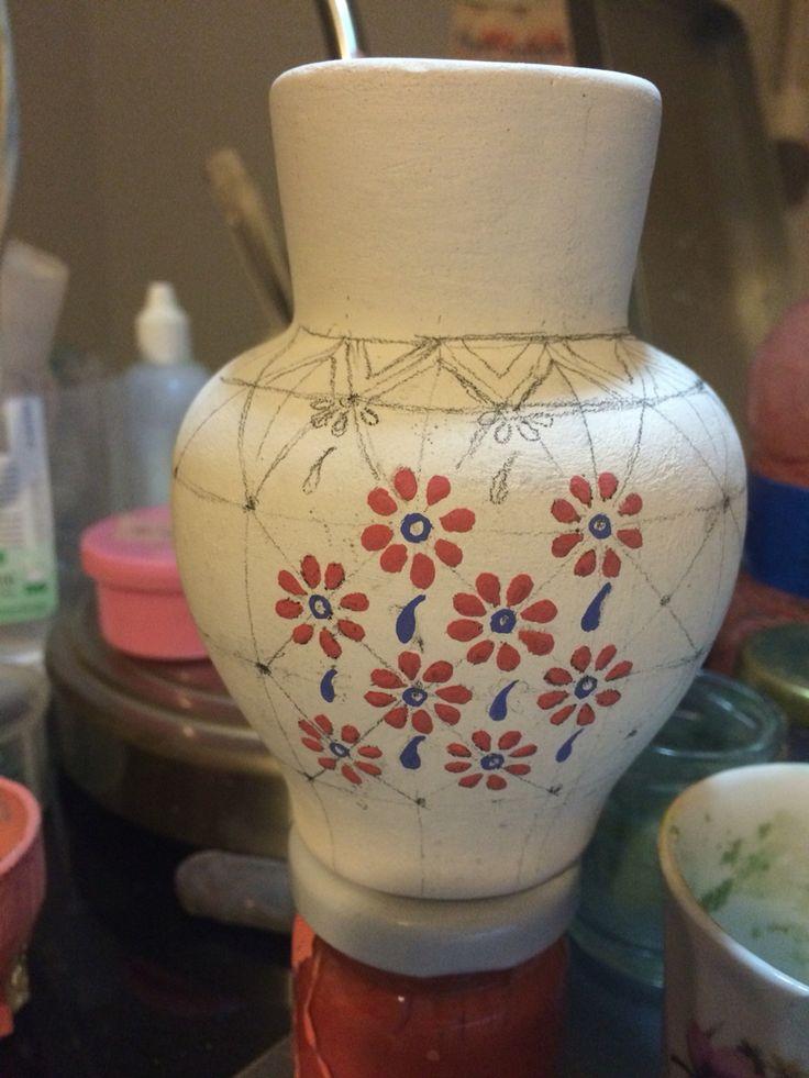 #turkish #iznik #tile #çini #ceramic #design #sample #creative