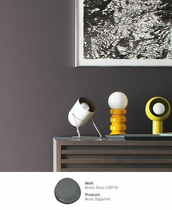 Benjamin Moore aura color pallet is vibrant and top of the line quality.  Stop in and check out the collection.   #exeterpaint #epping #nh #shoplocal #exeter #benjaminmoore #benmoore #shoplocal #interiordesign #interiordecorator #design #beautiful #homeimprovement #update #aura