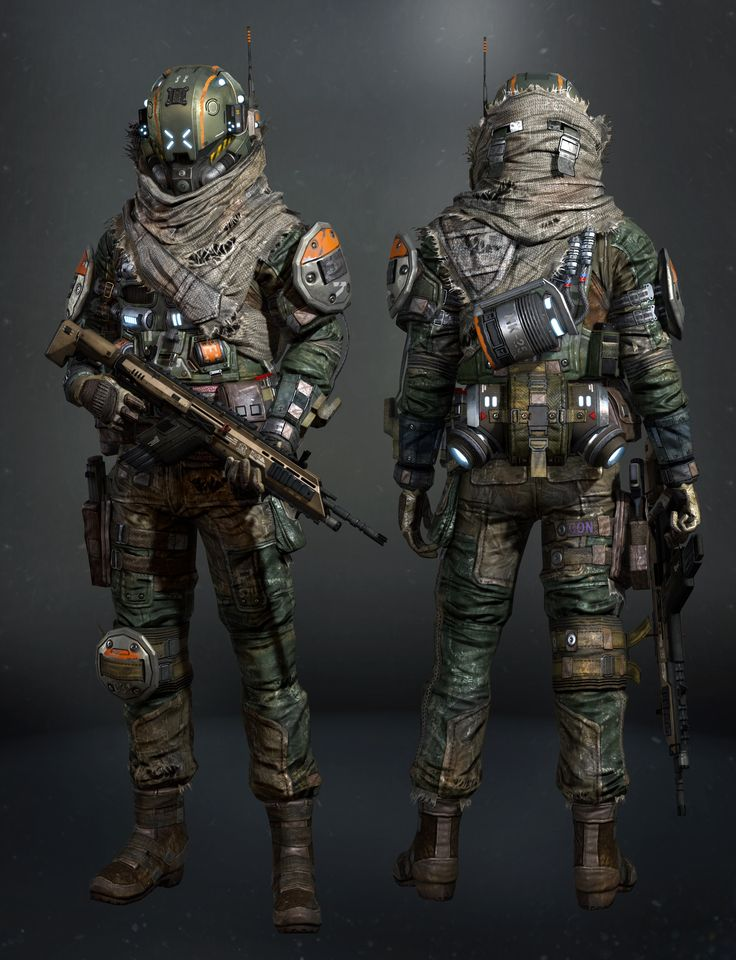 Titanfall - Militia - Titanfall Seaseon Pass is on sale in Xbox Live right now so it seems to have reignited my excitement for the franchise