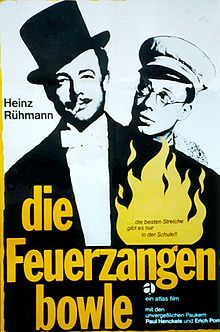 Die Feuerzangenbowle (1944 film) - Wikipedia, the free encyclopedia