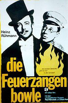 Die Feuerzangenbowle (1944 film) - Wikipedia, the free encyclopedia