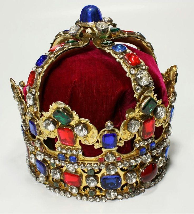 Crown of Augustus III of Poland by Johann Heinrich Köler, 1733, Muzeum Narodowe w Warszawie (MNW)