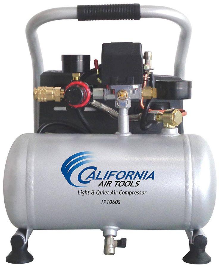 California Air Tools Portable Air Compressor Cat-1p1060S