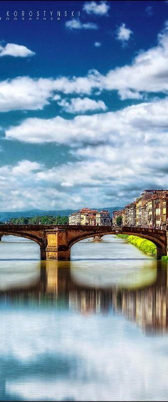 Florence, Italy by Viktor Korostynski