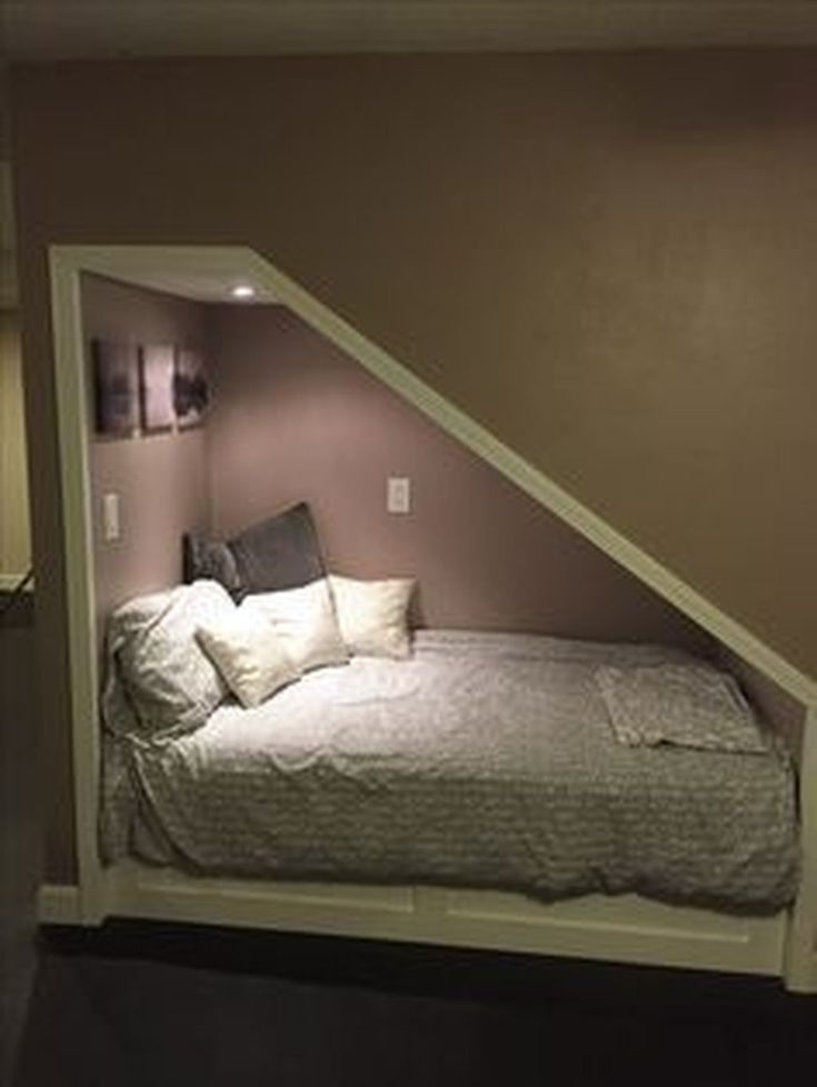 37 Clever Ideas To Make Use Of Your Under Stairs