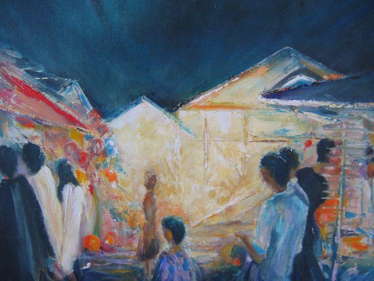 Sindu night market.Sanur. By Brian Alexander
