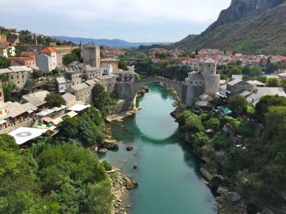 Day trip para Mostar
