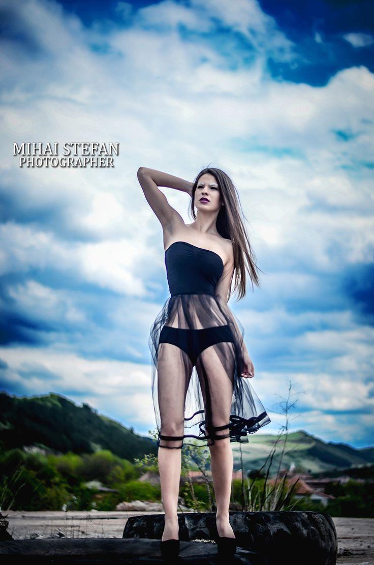 Sky by Mihai Stefan Photography / Model: Alexandra Musgociu  on 500px