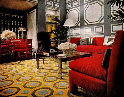 1970s decor