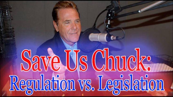 http://www.RestartCongress.org / http://www.SaveUsChuckWoolery.com - Game show legend Chuck Woolery explains that our government is now regulating instead of...