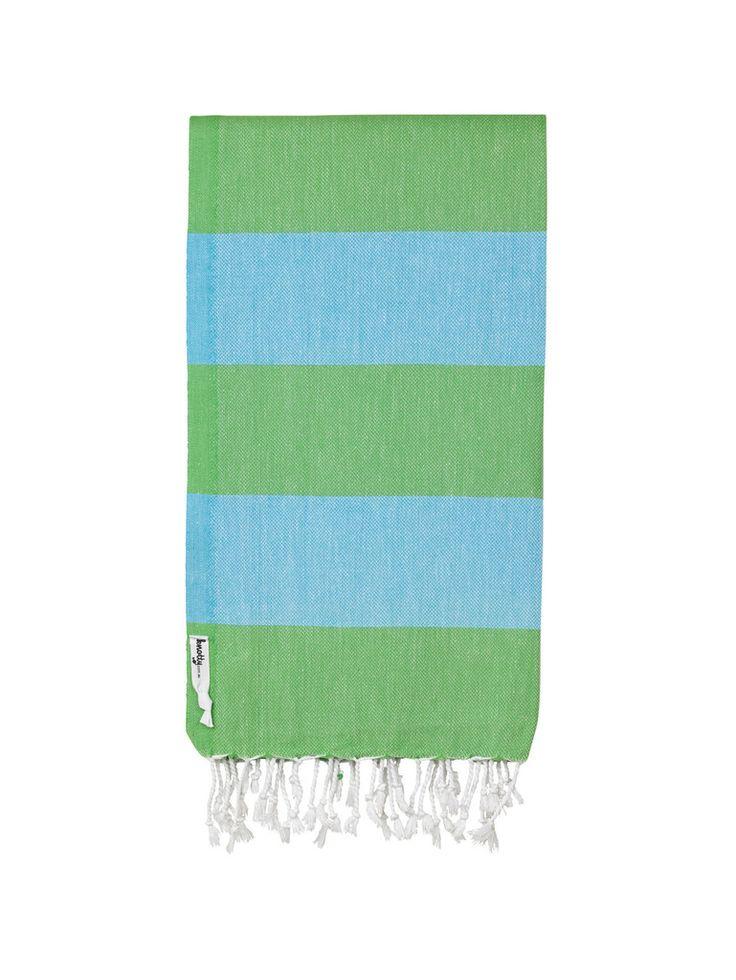 Adrift crush towel