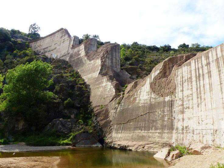 Image result for barrage de malpasset