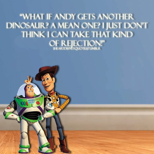 Rex From Toy Story Quotes