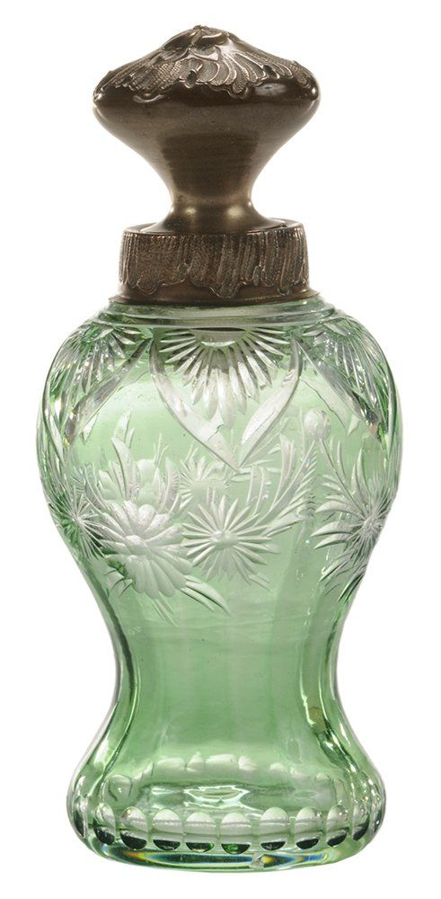 Perfume Bottle, English, late 19th century, probably Thomas Webb & Sons or Stevens & Williams.