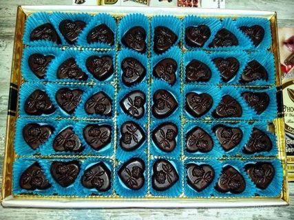 Diyet yapıyorsanız, rejimdeyseniz diyet çikolatanız hazır. %80 Ekvator bitter…