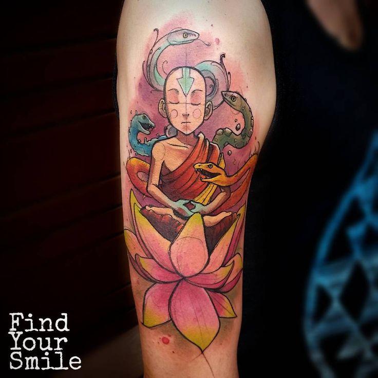 Best 25+ Avatar Tattoo Ideas On Pinterest