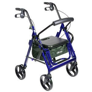 Drive Duet Rollator/Transport Chair