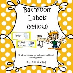 Step by step charts to teach children correct hygiene and - Bathroom procedures for preschool ...