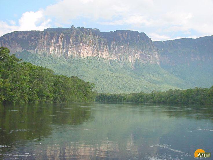 #Venezuela #Tafelberge