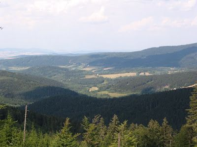 NINIVESKAL: Krajina Šumavy