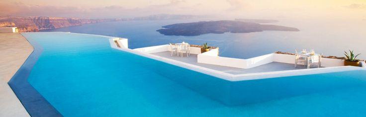 Grace Santorini en las islas griegas