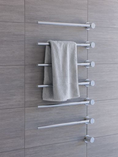 best 25 bathroom towel racks ideas on pinterest towel. Black Bedroom Furniture Sets. Home Design Ideas
