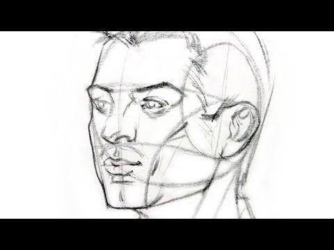 Comment dessiner la tête quelquesoit l'angle d'observation. Les formes de base Pour dessiner la tête de n'importe quel angle d'observation, vous devez d'abord comprendre sa structure de base. Ne pas tenir compte des détails superflux, en visualisant les...
