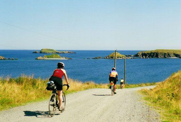 Bicycle Tours Newfoundland | St. John's Bike Tour | Freewheeling