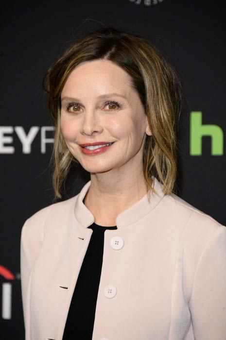Calista Flockhart at 33rd Annual PALEYFEST Los Angeles Supergirl in March 2016...