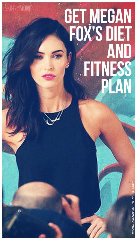 Megan Fox's Diet and Fitness Plan Is Crazy Strict